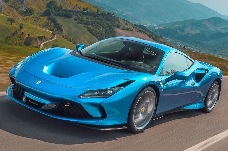 خودروی Ferrari F8 Tributo؛ قطرهای از دریای سرعت