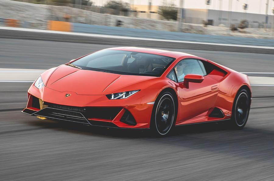 ابرخودروی Lamborghini Huracan Evo؛ شکوه و جلای ایتالیایی