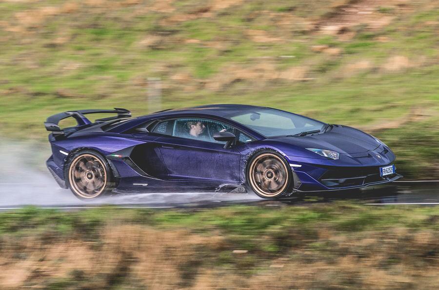اتومبیل Aventador SVJ؛ مثال بارز خلاقیت بیپایان لامبورگینی