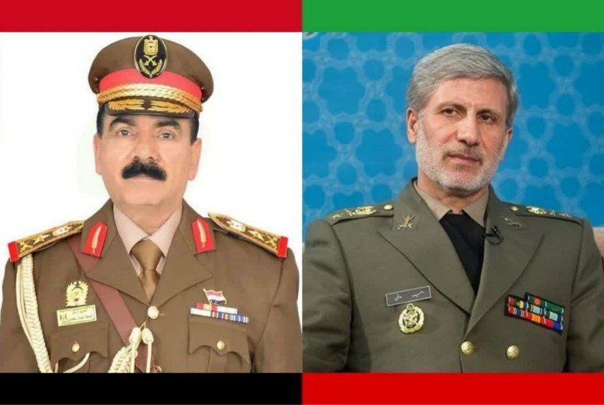 وزیر دفاع عراق فردا به ایران میآید