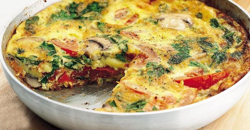 آموزش آشپزی؛ از جوجه هندی و نان گیسوی شکم پر تا کیک کرامبل سیب + تصاویر