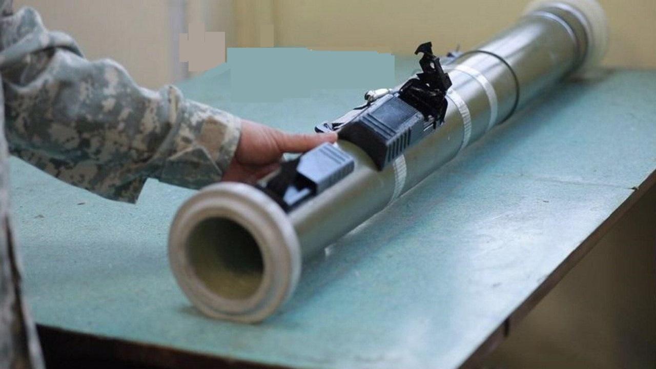 راکت اندازهای قارعه 2 و نافذ 2