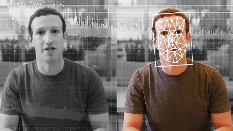 مارک زاکربرگ مدیرعامل فیسبوک