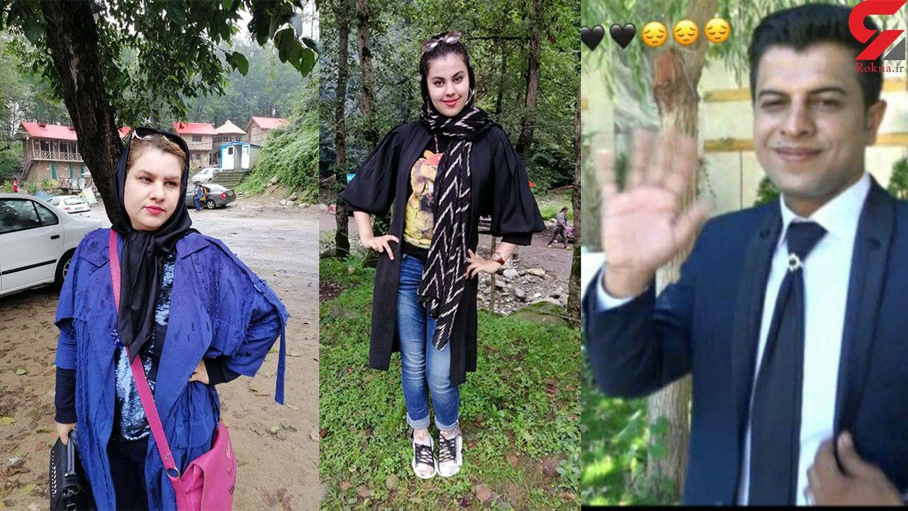 قتل فجیع عروس تایبادی و مادرش در انتقام برادران داماد + عکس