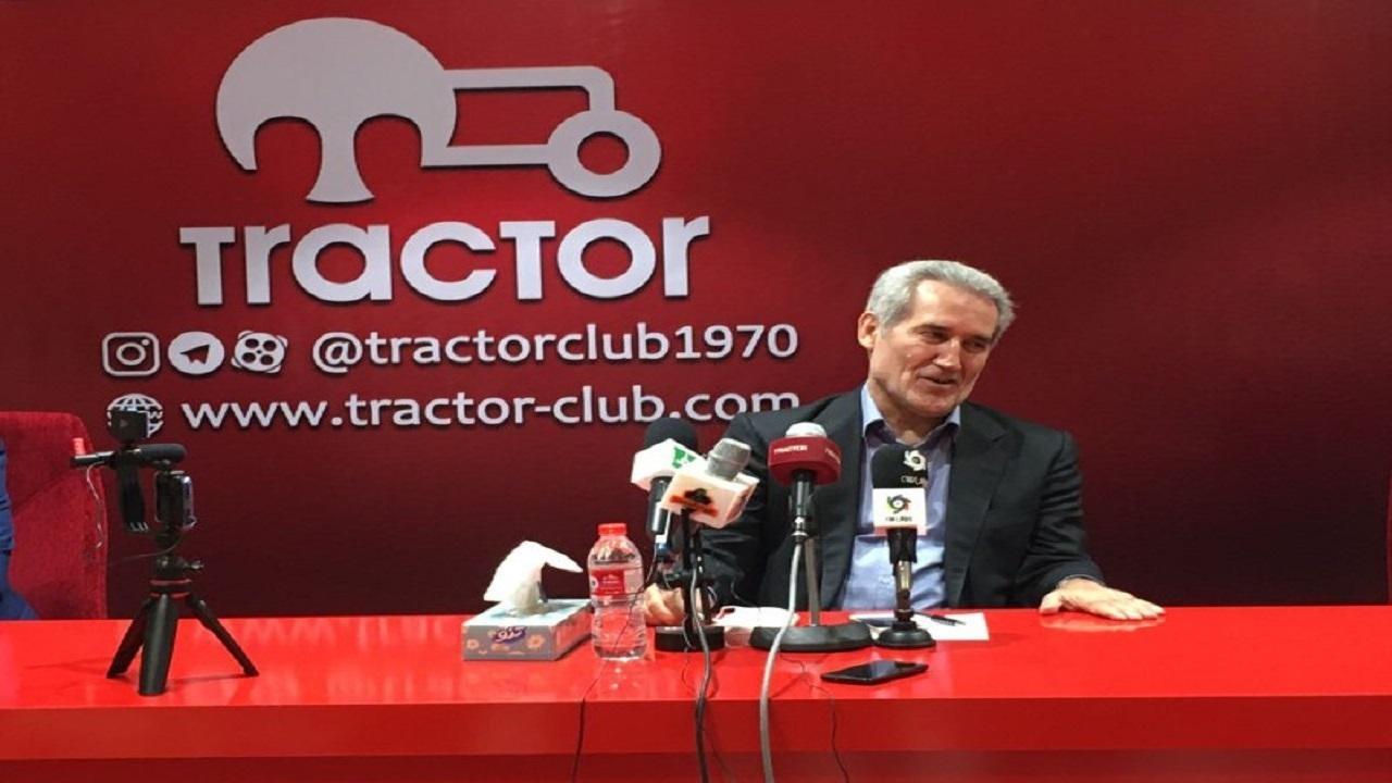 چرخه معیوب نبود ثبات در مدیریت باشگاه تراکتور