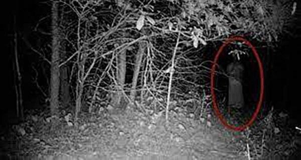 عکس واقعی از جن آیا وجود دارد؟ عکسهای ترسناک و واقعیتهایی عجیب