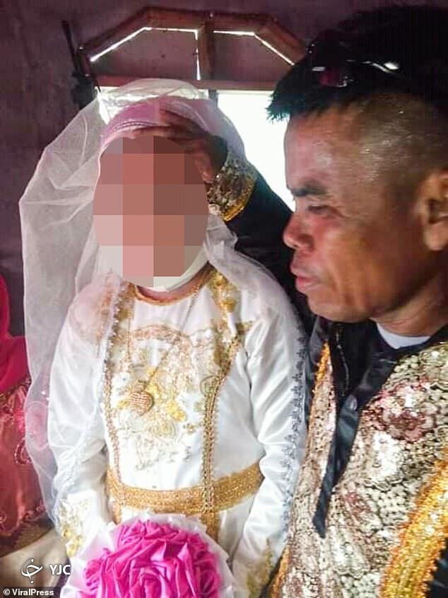 ازدواج مرد ۴۸ ساله با دختر ۱۳ ساله!