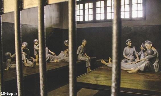 ۱۰ زندان معروف و مخوف جهان + تصاویر