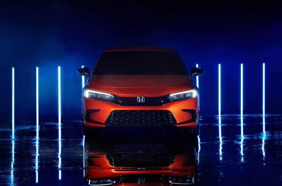 اهداف هوندا برای تولید مدلهای مختلف Civic