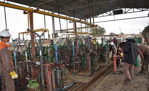 بازار داغ دلالان در صف های گاز مایع در سیستان و بلوچستان