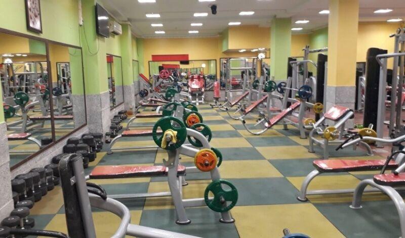 ۴ باشگاه ورزشی متخلف در همدان پلمب شدند