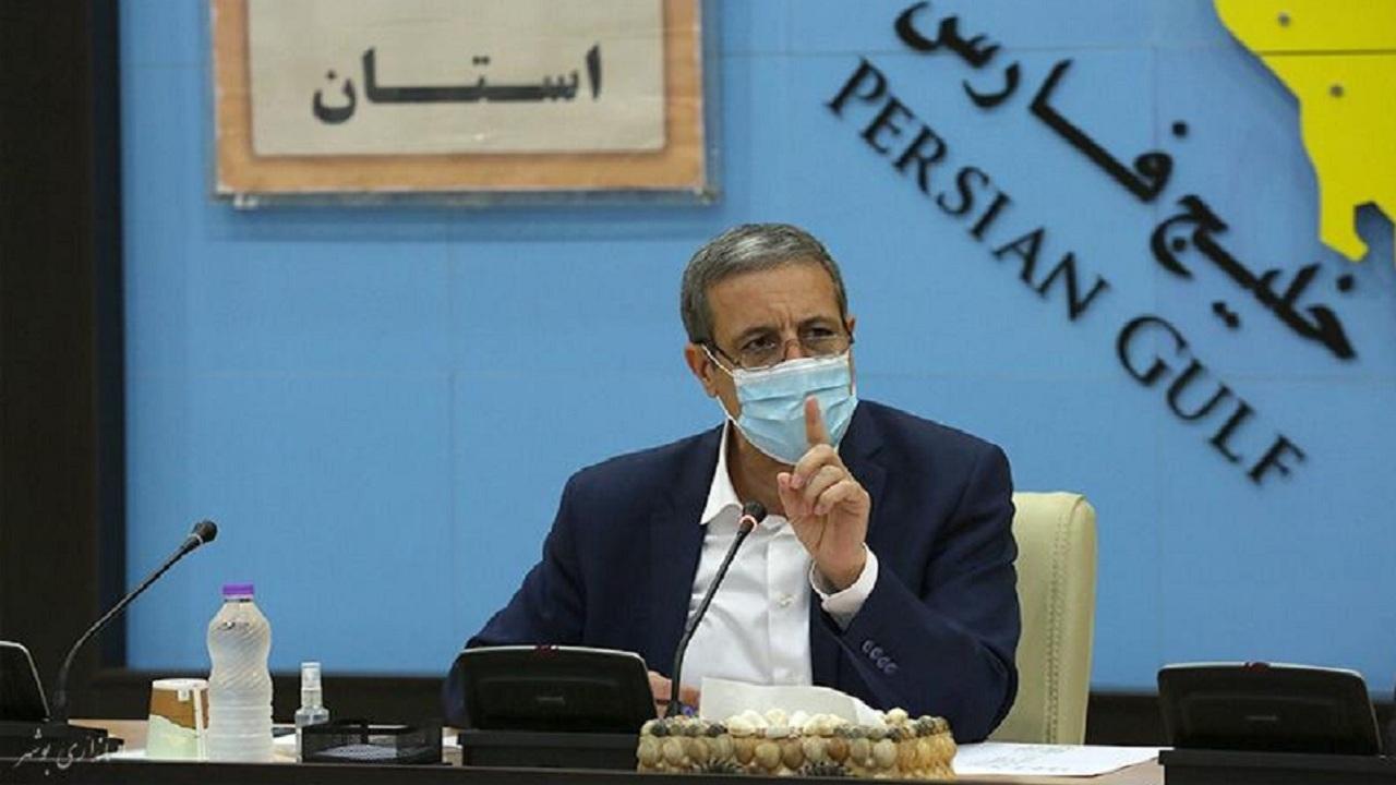 گراوند استاندار بوشهر
