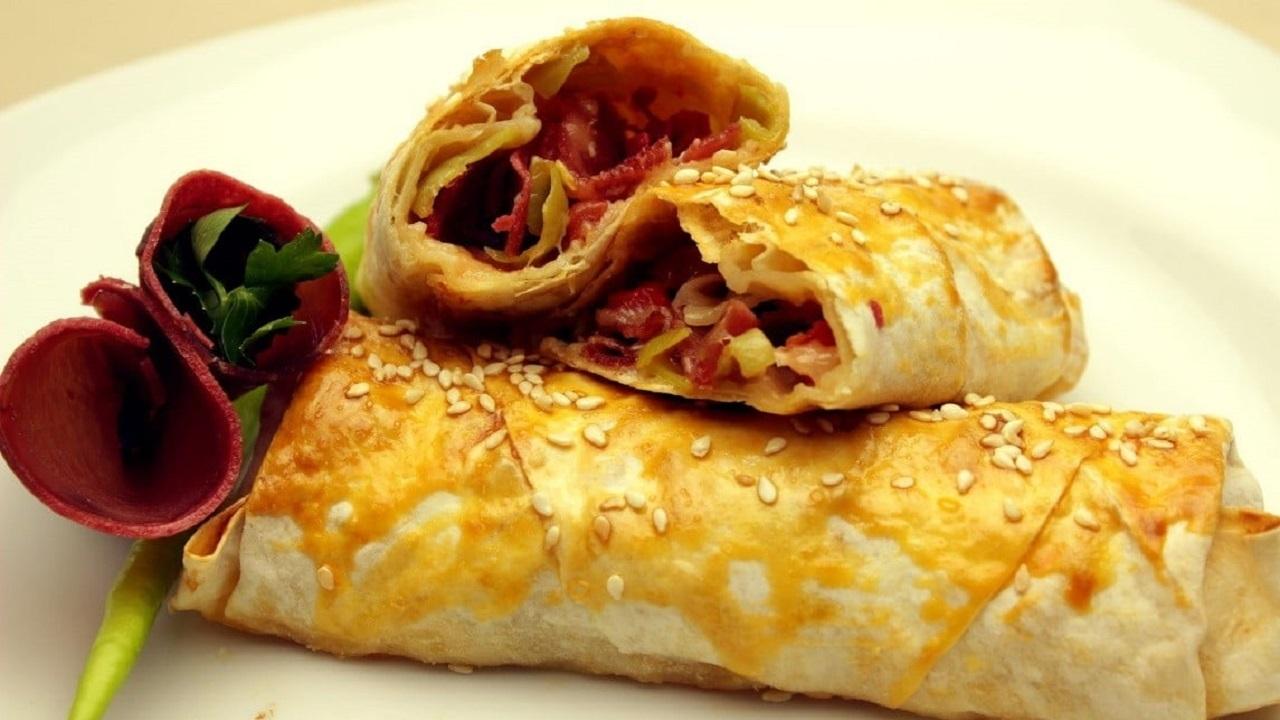 آموزش آشپزی؛ از اسنک رول مرغ با پنیر و همبرگر مرغ سوخاری به روش رستورانی تا گراتن کدو سبز بدون گوشت + تصاویر