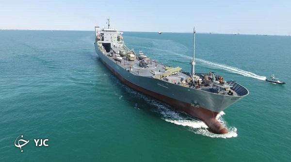 ناو اقیانوس پیمای شهید رودکی چه تجهیزاتی دارد؟ / از حضور شکارچی کرکس تا سکوی فرود بالگرد