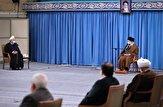 باشگاه خبرنگاران -جلسه ستاد ملی مقابله با کرونا در حضور رهبر انقلاب