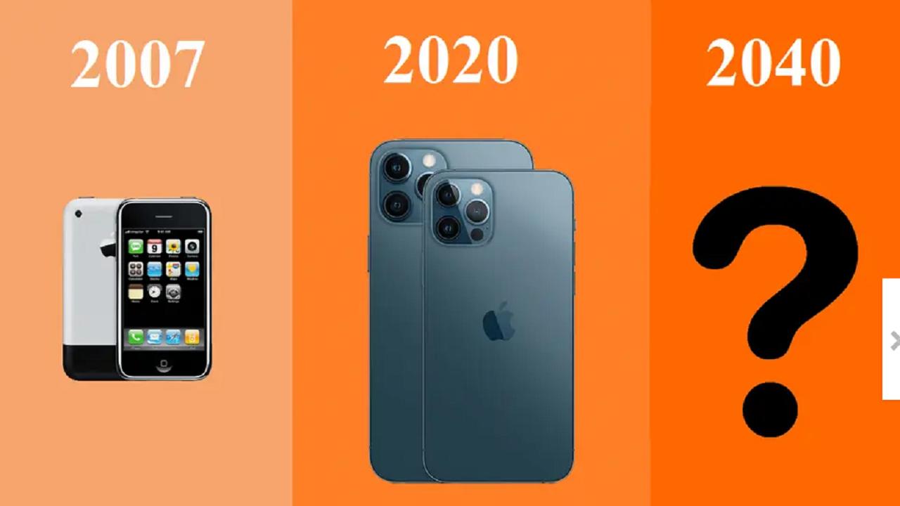 بعد از 20 سال ... تلفن های آیفون چگونه خواهند بود؟