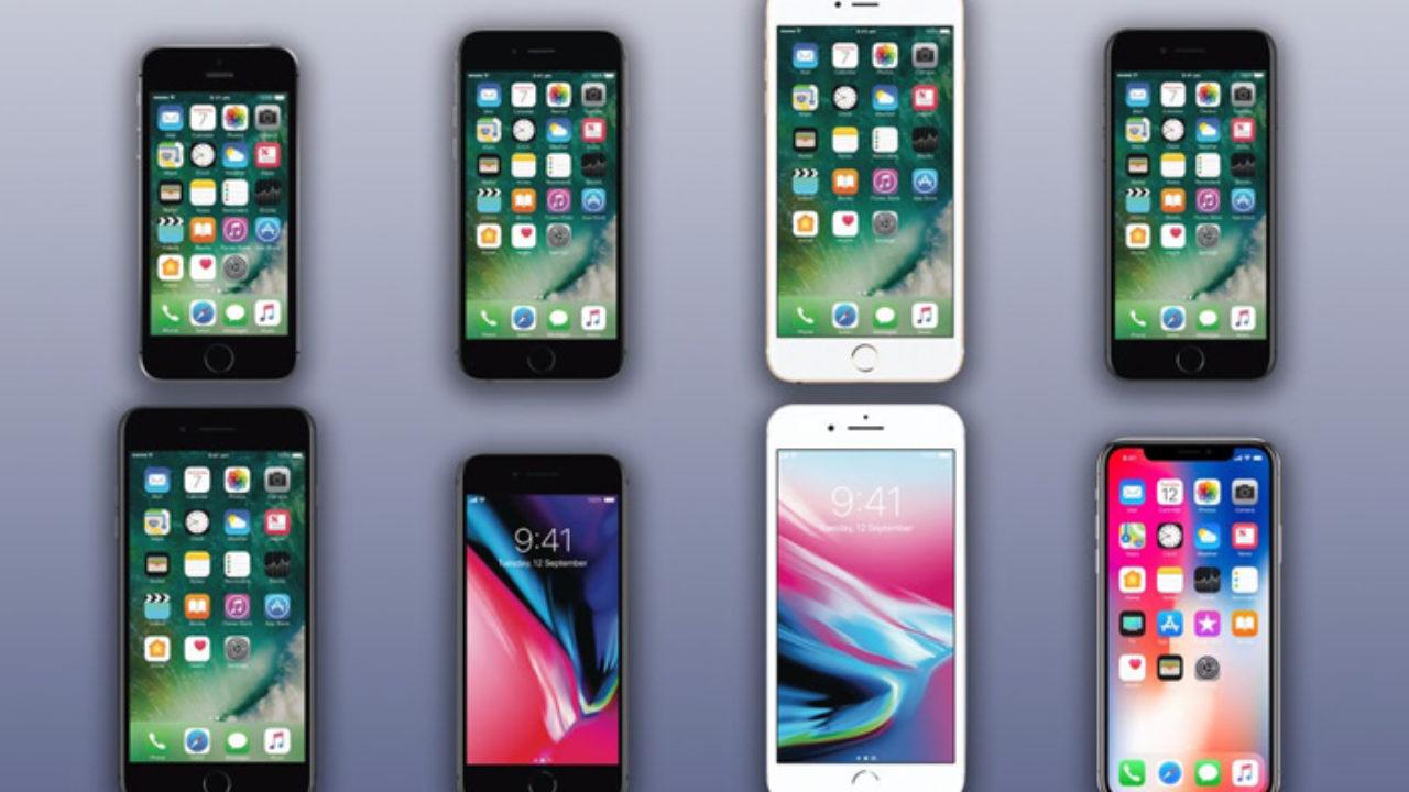 تلفن های آیفون