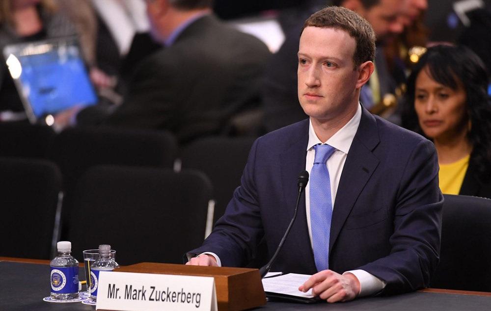 مدیر عامل فیس بوک