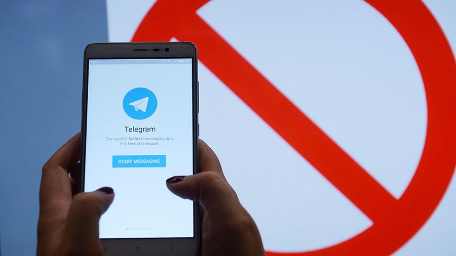 تلگرام در مصر فیلتر شد