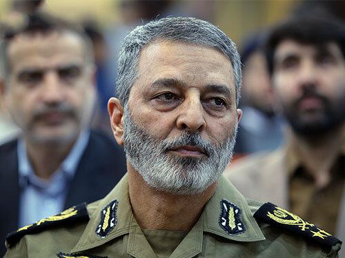 سرلشکر موسوی درگذشت سرتیپ مصوری را تسلیت گفت