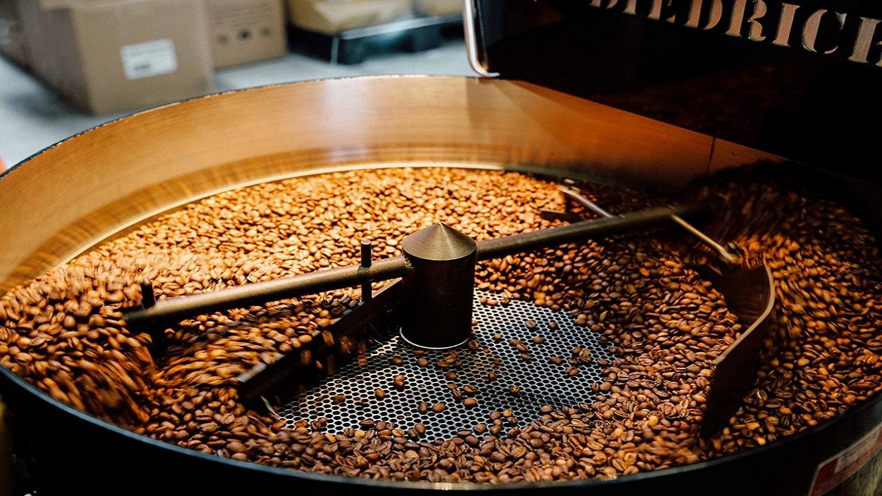 فرآوری قهوه