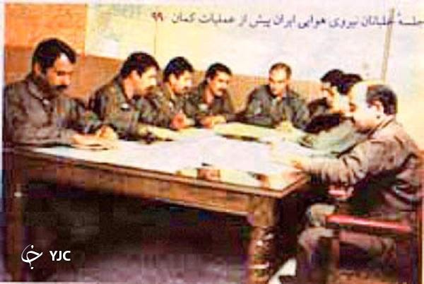 منافقین کدام خلبان ایرانی را به شهادت رساندند؟ + تصاویر