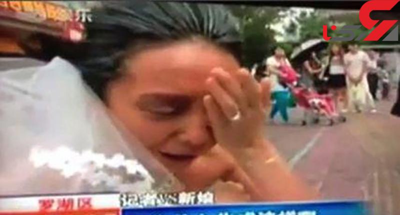 داماد جوان پس از دیدن چهره عروس خانم خودکشی کرد! + عکس