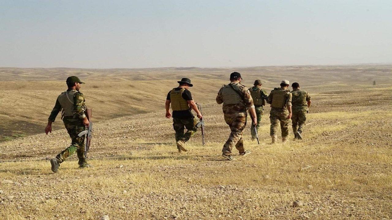 مرزهای مشترک عراق و سوریه نقطه هدف واشنگتن برای ایجاد ناامنی+ تصاویر