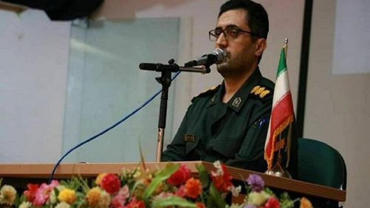 دستگیری فرد هتاک به بانوی آمربهمعروف توسط سپاه ناحیه مرکزی رشت