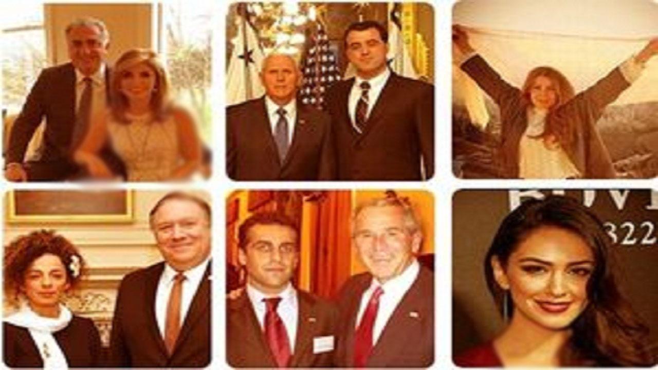 ایرانیهایی که خواهان تحریم ایران هستند/ چند میگیری مزدور باشی؟ + تصاویر