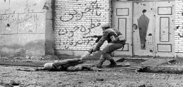 رشادت ارتش برای جلوگیری از سقوط خرمشهر