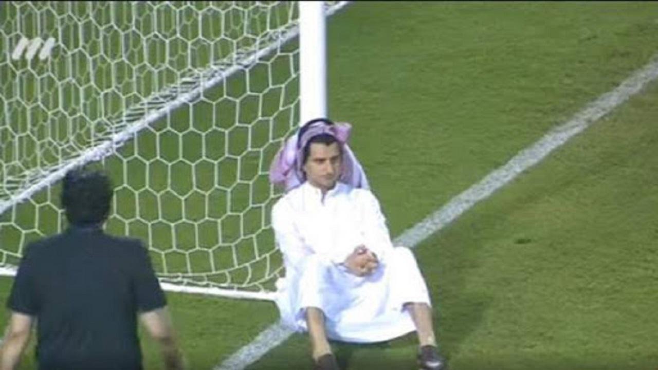 خنده به چهره مدیر تحقیر شده باشگاه النصر عربستان بازگشت + عکس