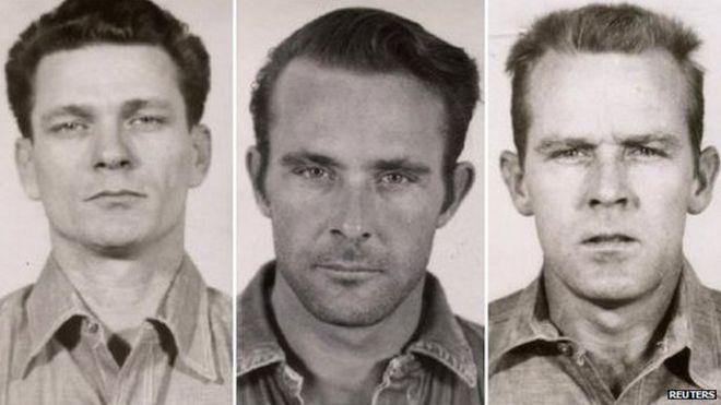 آچمز شدن اف. بی. آی در مشهورترین پرونده «فرار از زندان»