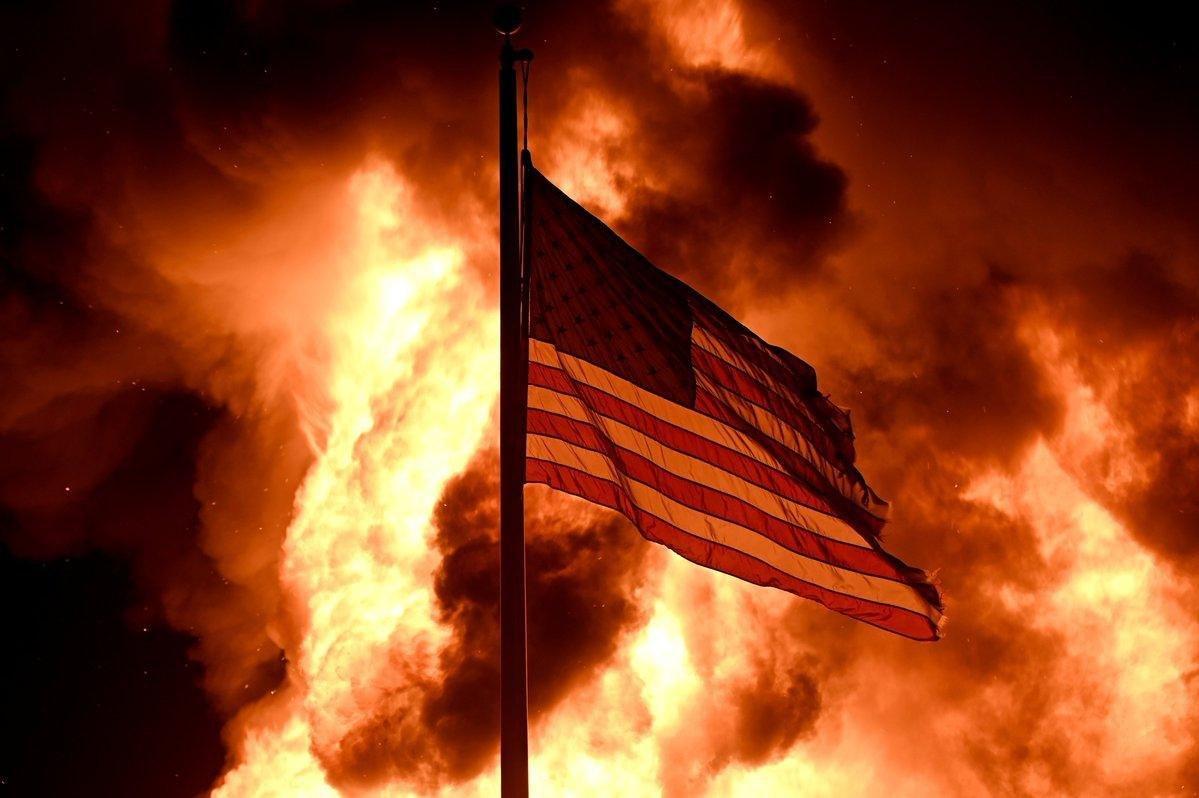 جنگ داخلی در آمریکا
