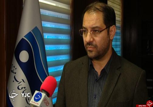 فراز رابعی، معاون مطالعات پایه و طرحهای جامع منابع سازمان آب و برق خوزستان