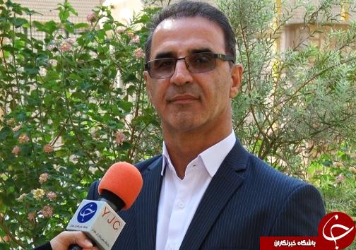 محمد جواد اشرفی، مدیرکل اداره کل حفاظت محیط زیست خوزستان