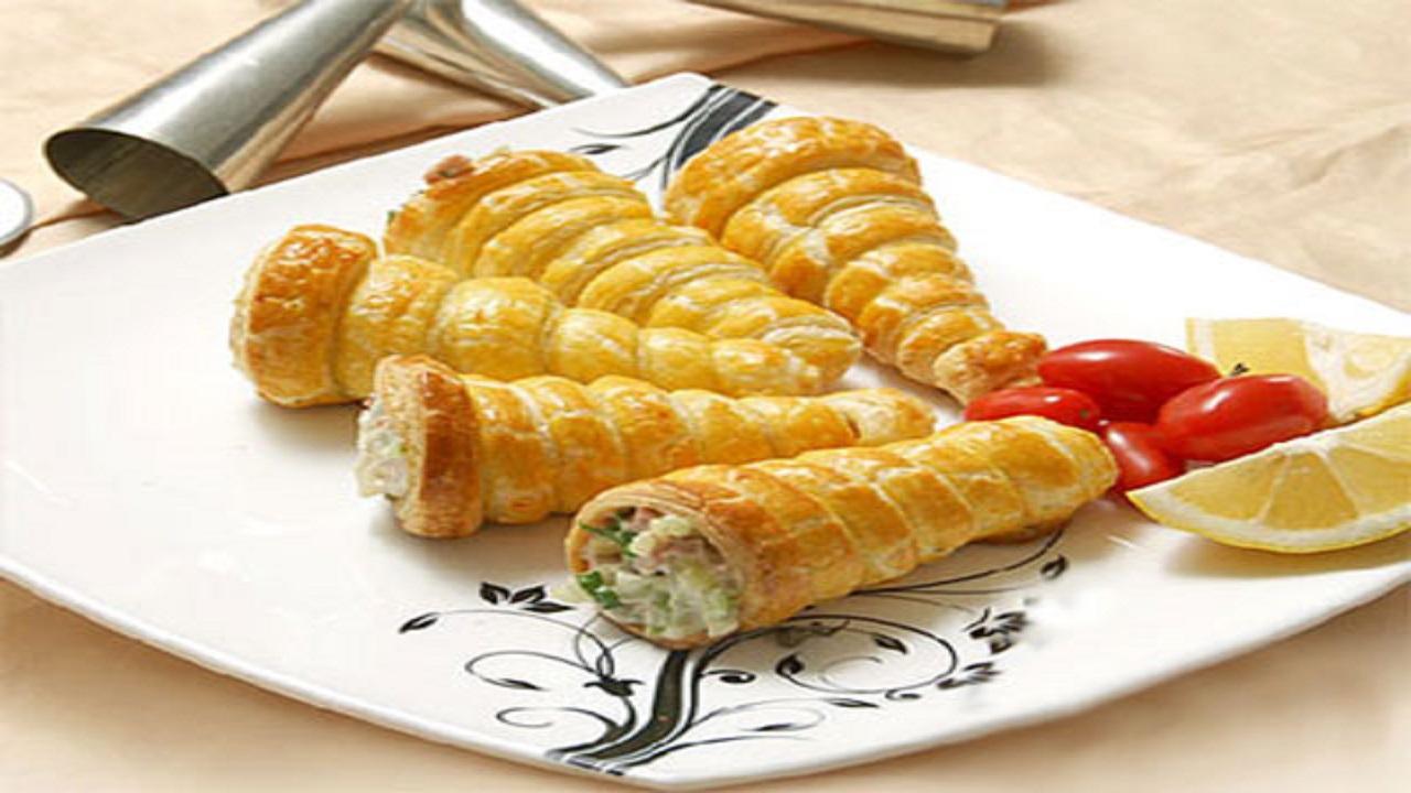 آموزش آشپزی؛ از ساندویچ فرانسوی مونت کریستو و گراتن مرغ و قارچ تا کراکت مرغ و پنیر پیتزا + تصاویر