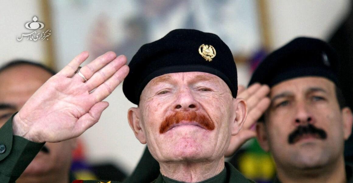 خبر مرگ «سایه» صدام آمد/ «عزت» با ذلت به گور رفت