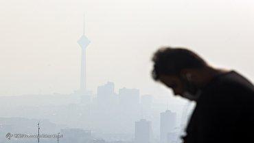 باشگاه خبرنگاران - هوای تهران برای چندمین روز متوالی ناسالم شد