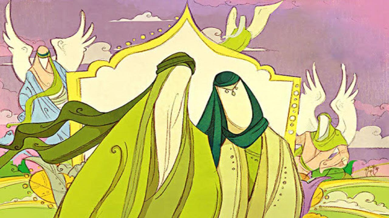 چرا حضرت خدیجه (س) ثروت خود را به پیامبر (ص) بخشید؟