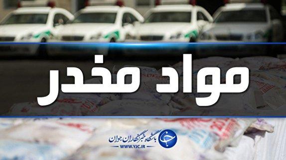 باشگاه خبرنگاران - کشف و ضبط ۵۰۰ کیلوگرم هروئین در تبریز
