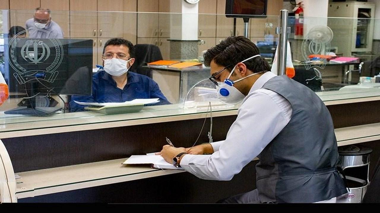 یک سوم کارکنان بانکهای خراسان رضوی به کرونا مبتلا شدند