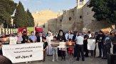 باشگاه خبرنگاران -تجمع ضد فرانسوی روحانیون مسیحی و مسلمان در بیت لحم