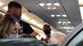 باشگاه خبرنگاران -سیلی زدن زن به شوهرش در هواپیما!
