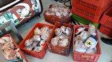 باشگاه خبرنگاران - توزیع ۲۵۰ تن مرغ منجمد در لرستان