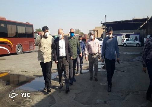 بازسازی اتوبوسهای فرسوده در اهواز اقدامی جهادی است