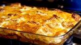 باشگاه خبرنگاران -آموزش آشپزی؛ از استراتای مرغ و پنیر و کاسا رلینا تا  اگ نودل کریسپی+ تصاویر