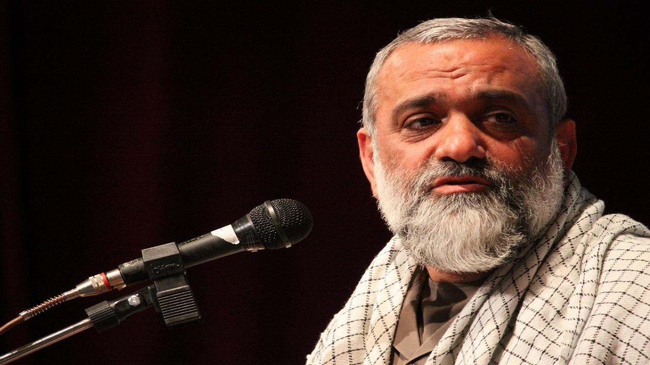 باشگاه خبرنگاران -سردار نقدی: امنیت امروز جامعه ما مدیون فداکاریهای شهداست