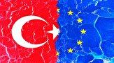 باشگاه خبرنگاران -اتحادیه اروپا ترکیه را تهدید به تحریم کرد
