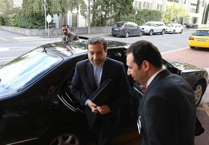 عراقچی با وزیر خارجه ارمنستان دیدار کرد